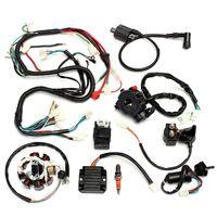 Komplette Elektro Kabelbaum Gleichrichter CDI Kit Für ATV QUAD 150-250 300CC