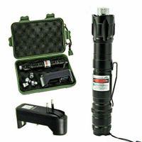 LASERPUNKT GRÜN Reichweite SEHR STARK LASERPOINTER Laser Pointer Green Beam Extremer Laserpointer Set