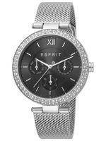 Esprit ES1L189M0075 Betty Black Silver Mesh Damenuhr