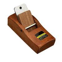 100mm Holzhobel Blockhobel Einhandhobel Schreiner Tischler Handhobel Hobel E5F6