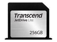Transcend JetDrive Lite 350 - Flash-Speicherkarte - 256 GB