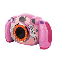 Kinderkameras Kinder Camcorder HD 2 Bildschirm mit SD-Karte rutschfeste Kinder Digital Kamera Spielzeug Kleinkind Kamera