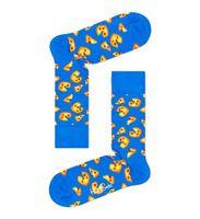 Happy Socks Pizza Herren Socken, Farbe:Blau, Größe:41-46