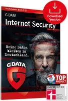 G Data Internet Security 2021 | 3 Geräte | 1 Jahr | Download-Version