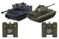 Panzer Tiger Battle Set 1:28 2,4GHz