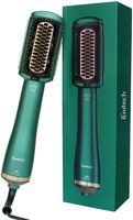 Heißluftbürste, Haartrockner und Styling trocknen und glätten gleichzeitig mit Ionentechnologie, superschnell, doppelt verwendbar