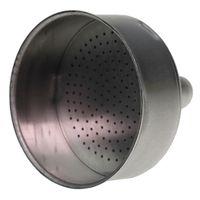 Bialetti Kaffeetrichter 3 Tassen Aluminium