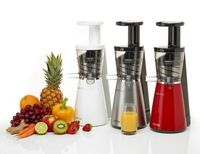 Jupiter 867100 Juicepresso 3in1 Entsafter Slow Juicer Silber