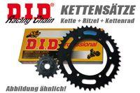 DID Kette und ESJOT R�der 820-278 VX-Kettensatz CBR 600 RR 07-16
