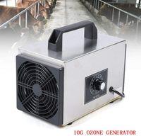 10g  Luftreiniger Ozongenerator Ozonator  Ozonisator  Ozongerät  Ozone Generator   mit Zeitschalter       Haushalt mit Timer(EU-Stecker)