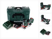 Metabo STA 18 LTX 100 Akku Stichsäge 18V ( 601002840 ) + 1x Akku 4,0Ah + Ladegerät