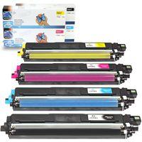 Kompatibel 4 Toner Brother TN-243 TN-247 BK, C, N, Y Sparset 4 D&C-Tonerkartuschen alle Farben für Brother DCP-L3500 DCP-L3510CDW L3550CDW HL-L3200 L3210CW L3230CDW L3270CDW L3280CDW MFC-L3700 L3710CW L3730CDN L3740CDN L3750CDW L3770CDW Series Drucker