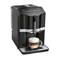 Siemens TI351509DE - Filterkaffeemaschine - 1,4 l - Kaffeebohnen - Eingebautes Mahlwerk - 1300 W - Schwarz