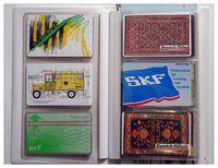 Sehr rare Telefonkarten im Telekom-Album, ca. 30 Karten wie abgebildet. ID29032