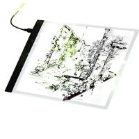 A4 LED Drawing Boards Tracing Board Copy Pads Light Box