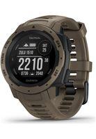 Garmin 010-02064-71 Instinct Tactical Outdoor-Smartwatch Hellbraun