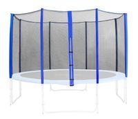 Sicherheitsnetz Blau für Gartentrampolin 1,85 m 3L