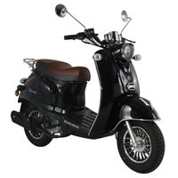 ALPHA MOTORS Motorroller »Venus«, 50 ccm, 45 km/h, Euro 4, schwarz