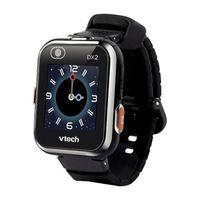 VTECH - Kidizoom Smartwatch Connect DX2 Schwarz - Fotos und Videos ansehen