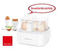 Emerio Eierkocher EB-115560.2, Farbe: weiß