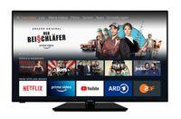 homeX UA55FT5505 Fire TV - 55 Zoll Fernseher (4K Ultra HD, HDR, Alexa Sprachsteuerung, Triple-Tuner)
