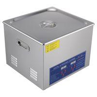 15L Ultraschallreinigungsgerät Ultraschallreiniger Ultraschallgerät Ultrasonic Cleaner + Korb