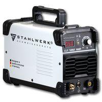 STAHLWERK CUT 50 ST IGBT Plasmaschneider mit 50 Ampere, bis 14 mm Schneidleistung Flugrost geeignet