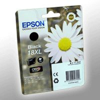 Epson Tintenpatrone XL schwarz Claria Home T 181    T 1811
