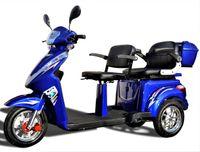 ECO ENGEL 503 Blau, 25 km/h Senioren Roller Seniorenmobil Elektromobil