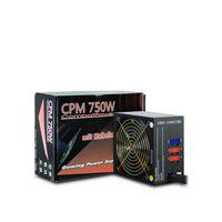 Inter-Tech Combat Power CPM 750W - Stromversorgung ( intern ) - ATX12V 2.2 - Wechselstrom 230 V - 750 Watt - aktive PFC