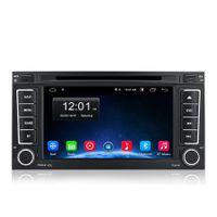 Autoradio Android mit Navi für Multivan Touareg Transporter T5
