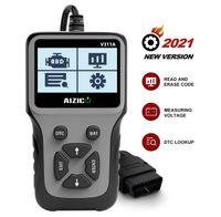 AIZICO V311A OBD2 Diagnosegerät Auto Diagnosewerkzeuge Universal Handscanner OBDII Code-Scanner