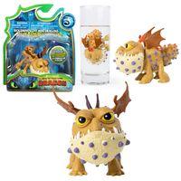 Auswahl Mini Dragons | DreamWorks Dragons | Farbwechsel Spielfiguren , Typ:Fleischklops