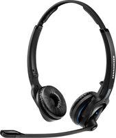 MB Pro 2 - Kopfhörer - Kopfband - Büro/Callcenter - Schwarz - Binaural - Kabellos