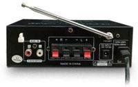 HiFi Leistungsverstärker 360W Mini HiFi Verstärker AC 220V / DC12V Digital Power Amplifier Stereo Audio Amp für zuhause