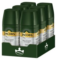 JACOBS Millicano löslicher Kaffee 6 Gläser 6 x 100g Instantkaffee