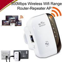 WiFi Booster Router 300 Mbit/s WLAN Signal Verstärker Access Point WLAN Repeater