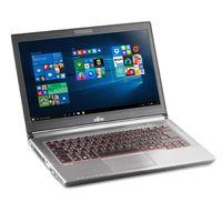 "Fujitsu Lifebook E746 35,6cm (14"") Notebook (i5 6300U 2.4GHz, 8GB, 256GB SSD NEU, DVD-RW) + Win 10"