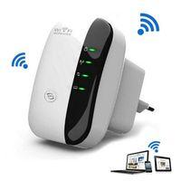 WiFi Range Extender Wireless Repeater WiFi Router Signalverstärker Wireless Network Extender WLAN Verstärker Wireless