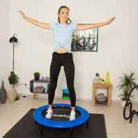relaxdays Fitness Trampolin
