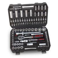 Steckschlüsselsatz 108 tlg Werkzeug