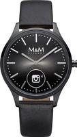 M&M HYBRID SMART WATCH M12000-485 Smartwatch