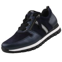 GABOR Damen Sneaker Blau, Schuhgröße:EUR 40.5