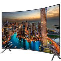 Elements 4K Ultra HD Curved LED TV 139cm (55 Zoll) ELT55DE910CU, Android Smart TV