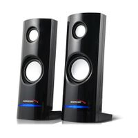 Audiocore AC860 - 2-Wege - 2.0 Kanäle - Verkabelt - 4 W - Schwarz