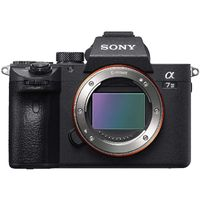 Sony Alpha 7 III, 24,2 MP, 6000 x 4000 Pixel, CMOS 4K Ultra HD Touchscreen Black