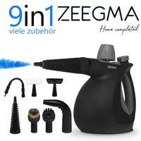 Zeegma Draden - Steamer (1000W), schwarz