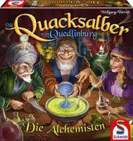 Schmidt Spiele Die Quacksalber von Quedlinburg  2. Erweiterung Die Alchemisten 49383