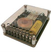 1 Paar Phase Linear Audiophile 5 Woofer Tiefton Frequenzweiche 2-Wege