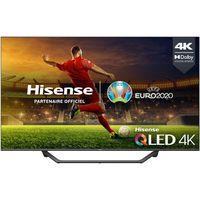 Hisense 55A7GQ QLED Smart TV 55' 4K UHD Sprachsteuerung Aufnahmefunktion